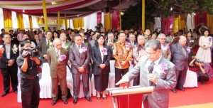 Pentahbisan GPdI El'Uzay, Jesus is The Center
