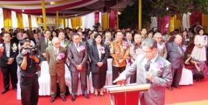 Pentahbisan GPdI El'Uzay, Jesus is The Center