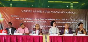 Peringatan 410 Tahun Injil Masuk Maluku: Api Injil Terus Menyala