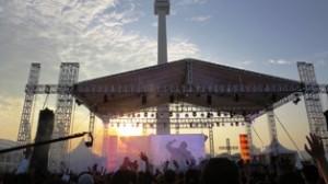Paskah Nasional 2015:Bangkit Menjadi Pemenang Bukan Pecundang