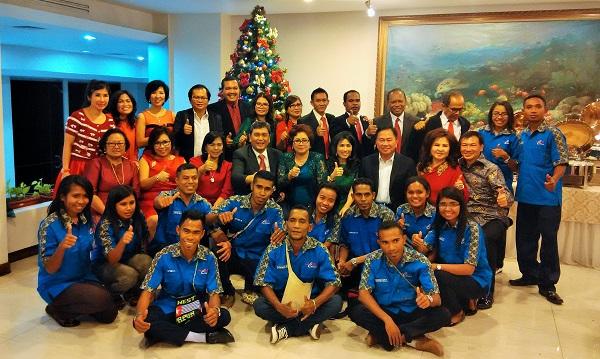 Natal Indonesia Cerdas 2015: Ikut Lifestyle Yesus