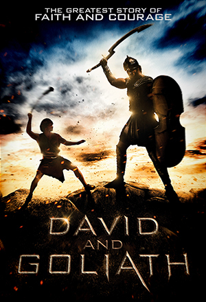 "Film ""David and Goliath"" Diputar Pertama Kali di Bioskop Indonesia"