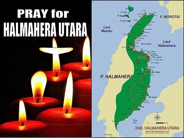 Polisi Tingkatkan Pengamanan Gereja di Ternate Paska Bentrokan di Halmahera Utara