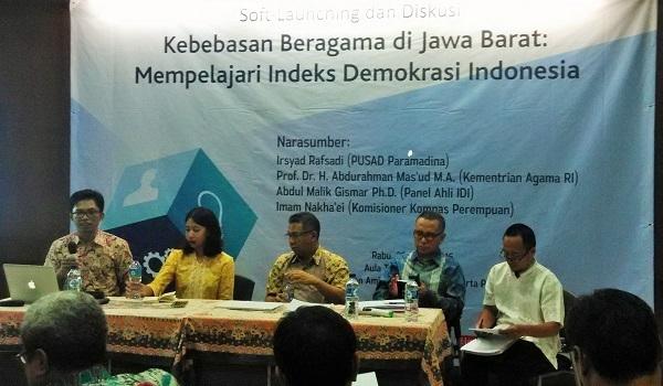 Menakar Kebebasan Beragama di Jawa Barat 2014