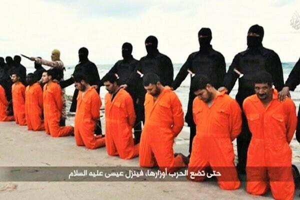 ISIS Bunuh 21 Warga Kristen di Suriah