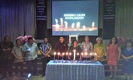 Perayaan Natal Oikumene: KEKRISTENAN DI INDONESIA BUKAN KEKRISTENAN DI EROPA DAN AMERIKA