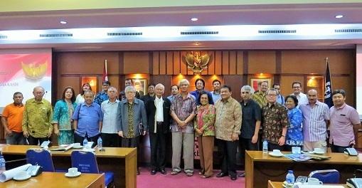 Ketum PIKI: MENJAGA INDONESIA DENGAN MERAWAT PANCASILA