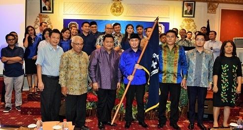PELANTIKAN PENGURUS DPD PIKI DKI JAKARTA, Ketua DPD PIKI DKI Jakarta