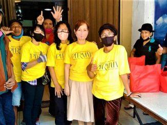 PERMATA Libels Gelar Aksi Sosial Bantu Alumni SMAN 15 yang Terdampak Covid-19