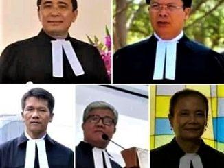 Lima Pucuk Pimpinan HKBP 2020-2024 Diharapkan Bawa Perubahan