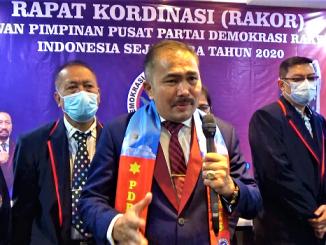 Gelar Rakor Pertama, PDRIS Beberkan Agenda Politik akan Berjuang Hapus SKB 2 Menteri Pendirian Rumah Ibadah
