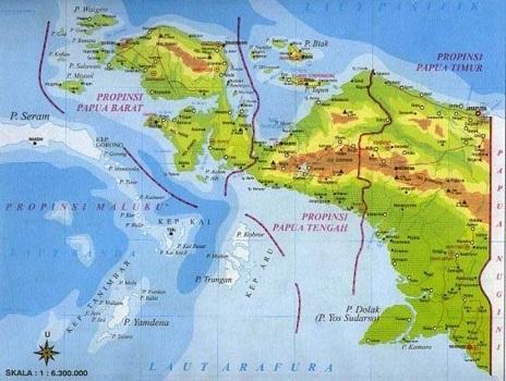 Pesawat Misionaris dibakar di Papua