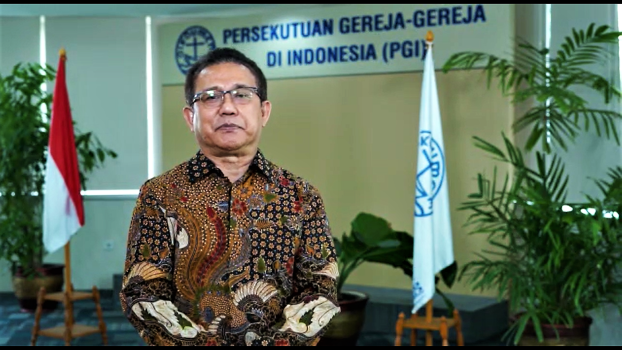 Bom Bunuh Diri di Gereja Katedral Makassar, Ketum PGI: TETAP WASPADA