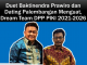 Duet Baktinendra Prawiro dan Dating Palembangan Menguat, Dream Team DPP PIKI 2021-2026